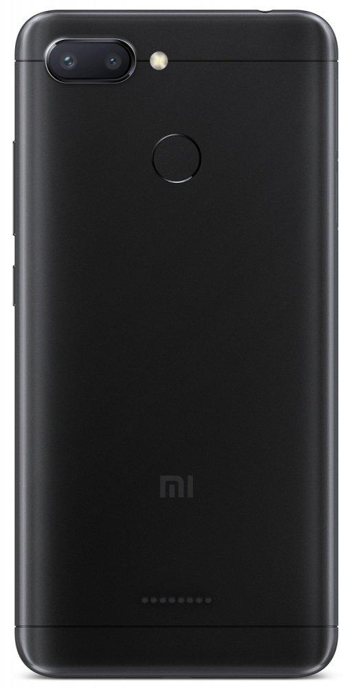 Xiaomi Redmi 6 3Gb/32Gb (Black)
